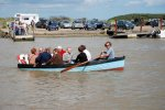 12: For a very reasonable fee you can take the rowing ferry across the river Blyth towards Southwold.