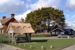 2: The Freshly Thatched Walberswick Shelter